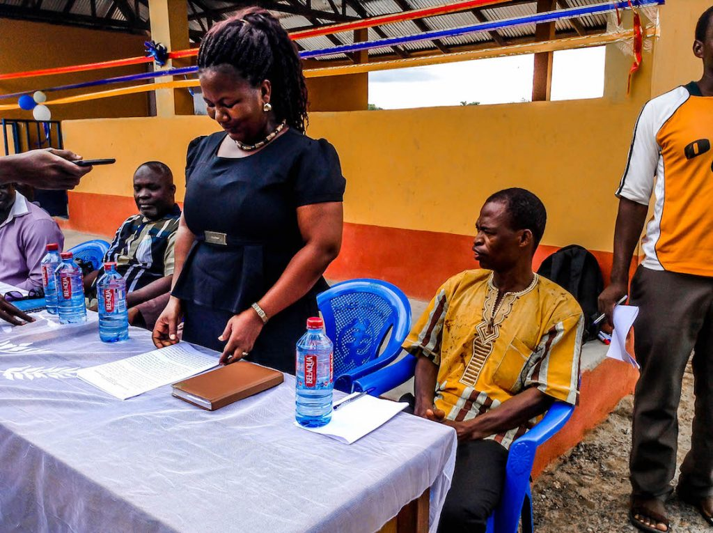 country-director-giving-her-speech
