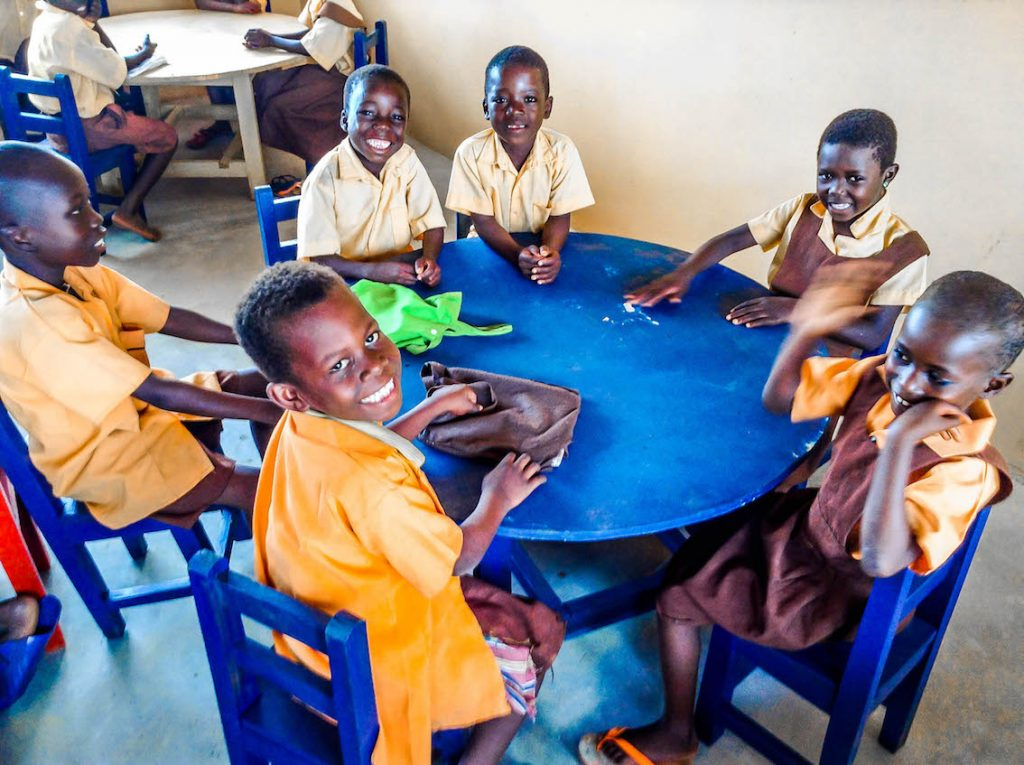 kids-of-kpduuli-looking-excited-to-be-in-their-new-class-room